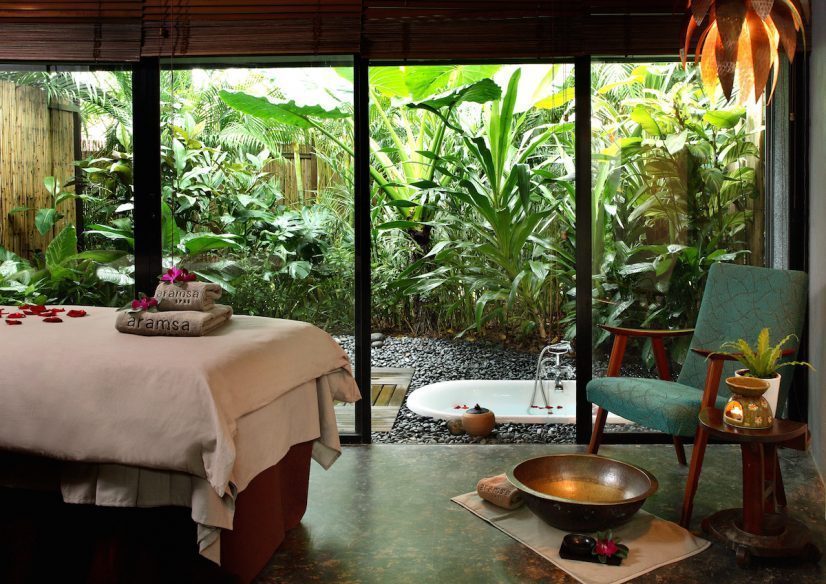 The Lady at The Garden Spa Singapore