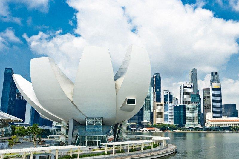 Lovely Class Trip Singapore Erotica