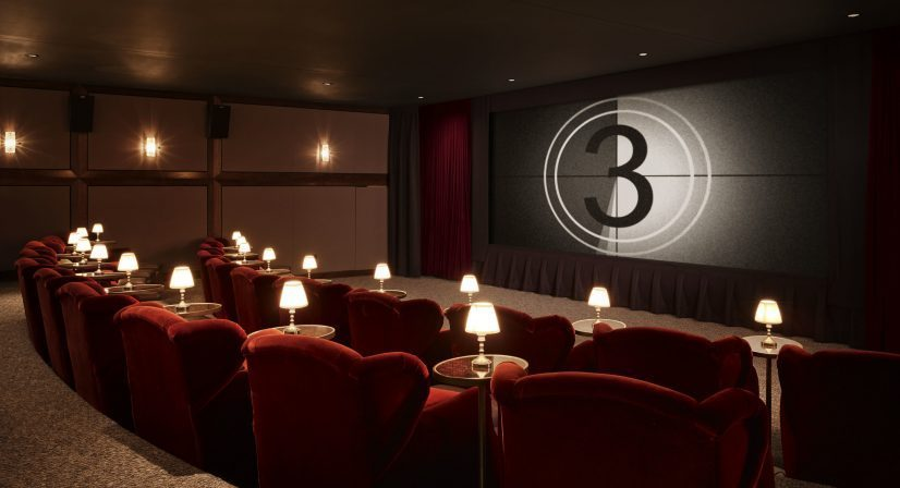 Private Screening Room Singapore
