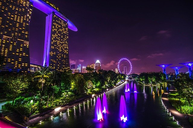 Singapore Is A Land Of Trade, Aesthetic Beauty, And Beautiful People.