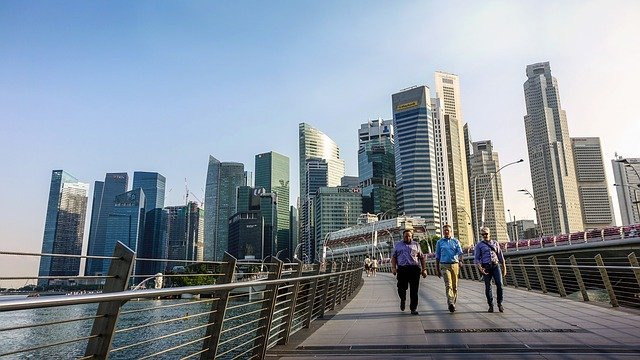 Singapore Doubles Up As A Financial And Pleasure Hub For The World