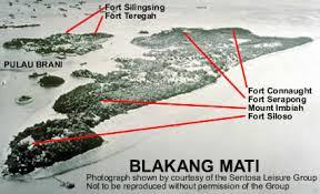 The Ghost Of Pulau Blakang Mati